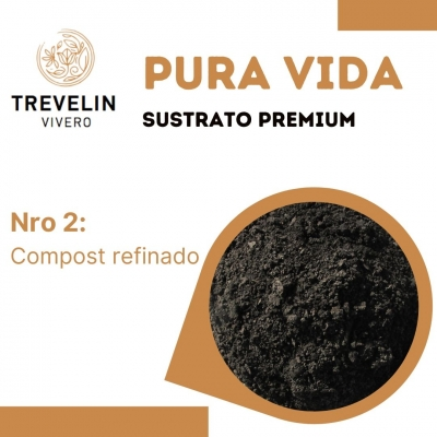 Sustrato Premium Nro 2 - Pura Vida