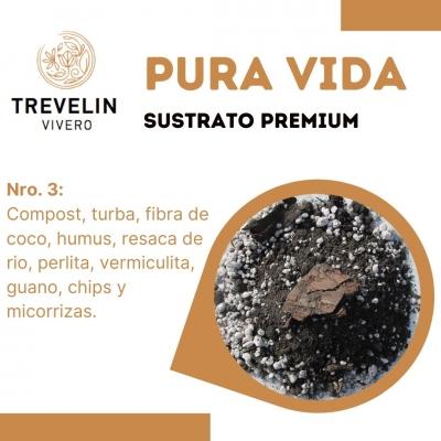 Sustrato Premium Nro 3 - Pura Vida