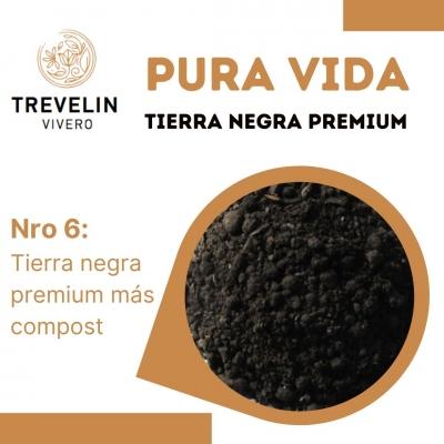 Sustrato Premium Nro 6 - Pura Vida