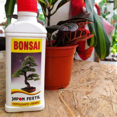 Fertilizante Para Bonsái - Japón Fértil (líquido)