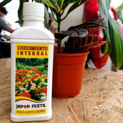 Fertilizante Para Crecimiento Integral - Japón Fértil (líquido)