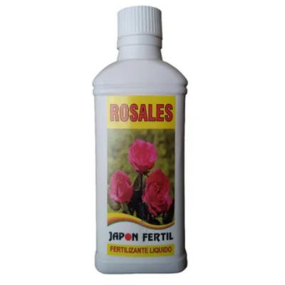 Fertilizante Líquido Para Rosales - Japón Fértil