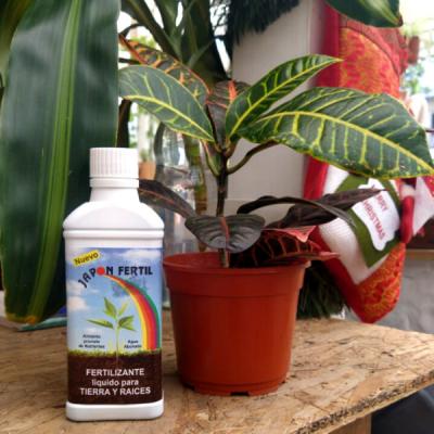 Fertilizante Para Tierra Y Raíces - Japón Fértil (líquido)