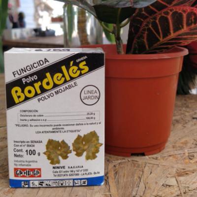 Fungicida Bordeles - Grhesa (polvo Mojable)