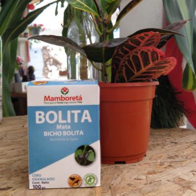 Crustacicida Bicho Bolita - Mamboretá (granulado)