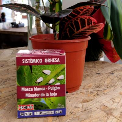 Insecticida Sistemico - Grhesa