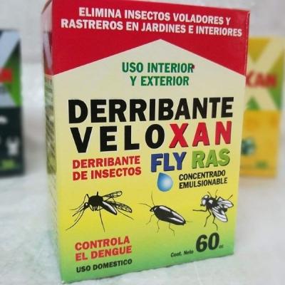 Insecticida Derribante 60cc
