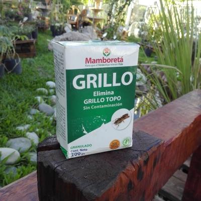 Grillo Topo 200 Gr.