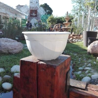 Maceta De Plástico ''bowl''